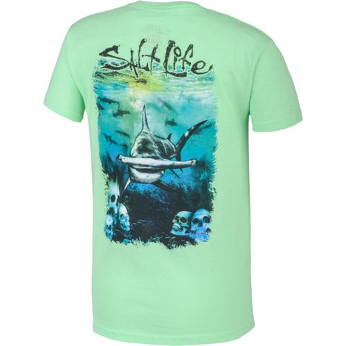 Salt Life Boys' Hammerhead Seas T-shirt