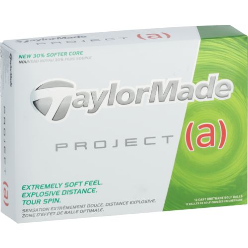 TaylorMade Project (a) Golf Balls 12-Pack - view number 1