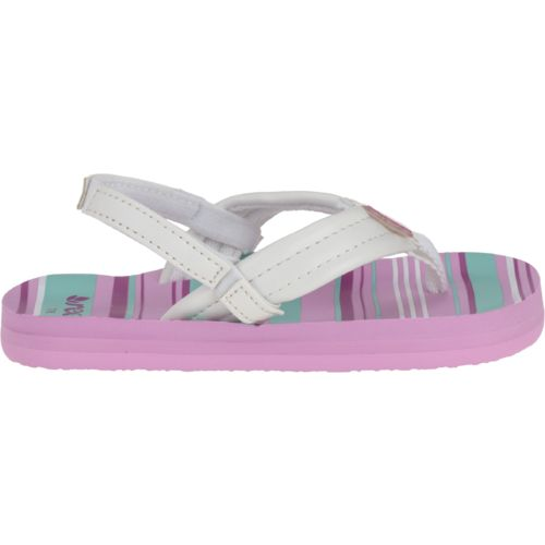 Reef™ Girls' Little Ahi Sandals
