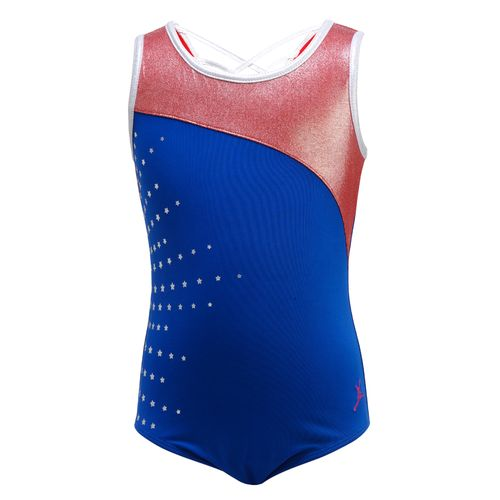 Display product reviews for Capezio® Girls' Future Star Olympics Printed Leotard