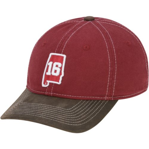 The Game Men's University of Alabama Adjustable Unstructured Hat