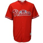 Majestic Men's Philadelphia Phillies Cool Base® Replica Jersey - view number 1