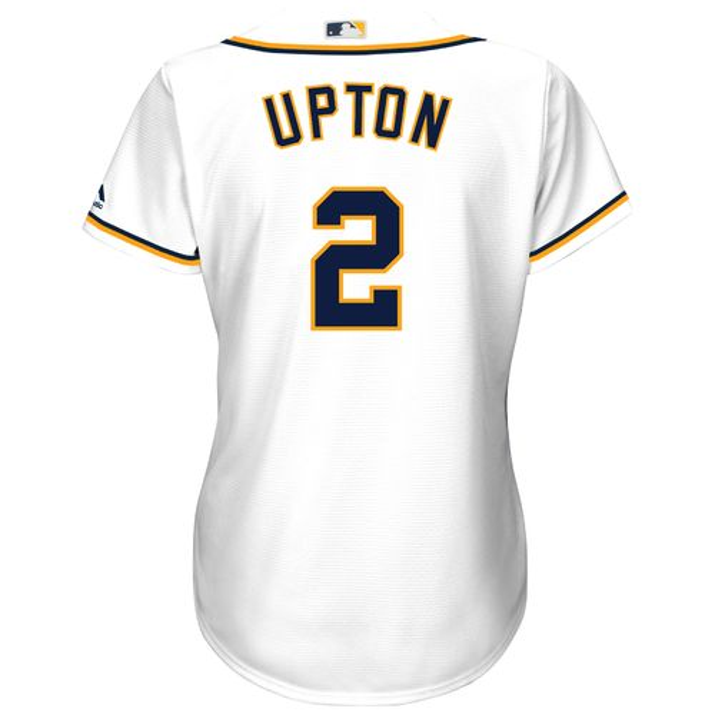 Majestic Women's San Diego Padres Melvin Upton #2