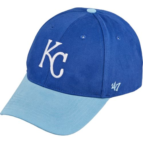 '47 Boys' Kansas City Royals Short Stack MVP Cap