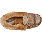 Austin Trading Co.™ Women's Realtree Fur Moccasins - view number 4