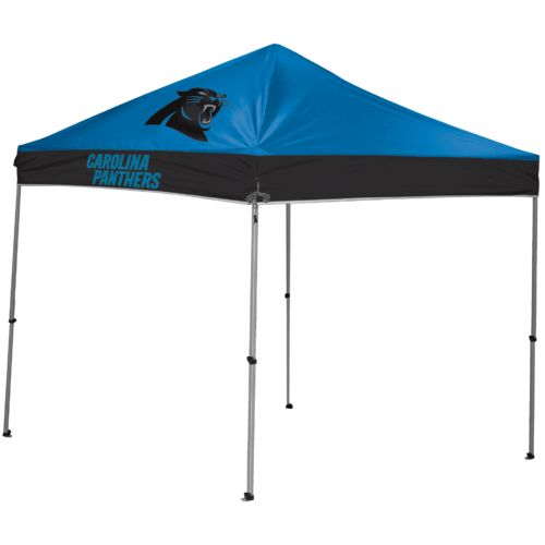 Jarden Sports Licensing Carolina Panthers 9' x 9' Straight-Leg Canopy - view number 1