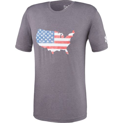 Under Armour® Men's Freedom Flag Map T-shirt