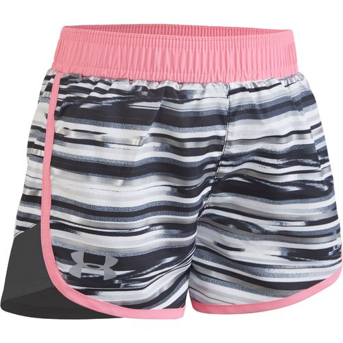Under Armour Kids' Printed Fast Lane Short