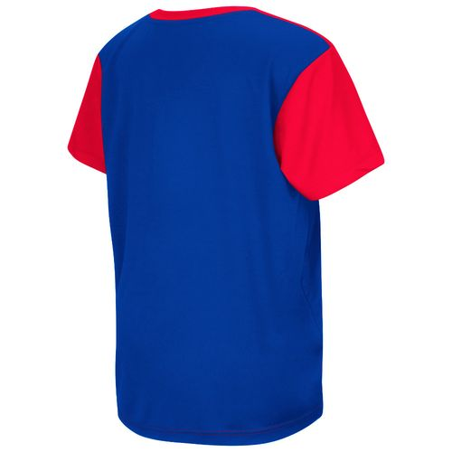 Colosseum Athletics™ Boys' Louisiana Tech University Short Sleeve T-shirt - view number 2