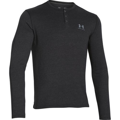Under Armour® Men's Core Sportstyle Long Sleeve Henley