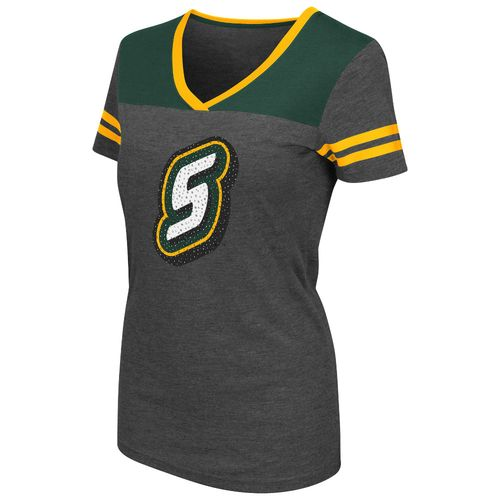 Colosseum Athletics™ Women's Southeastern Louisiana University Twist V-neck T-shirt