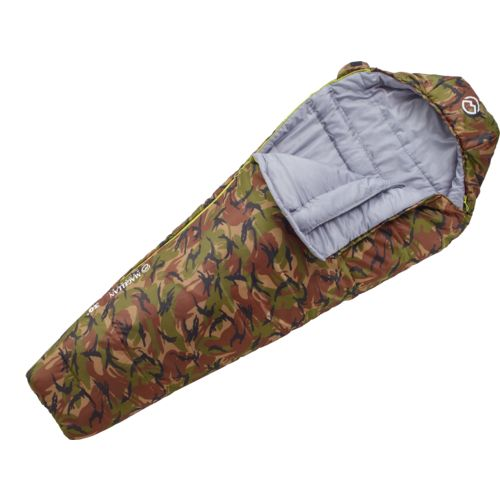 Magellan Outdoors Camouflage Mummy Sleeping Bag