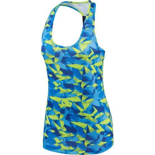 Display product reviews for BCG Women's Printed Elastic Racerback Running Tank Top