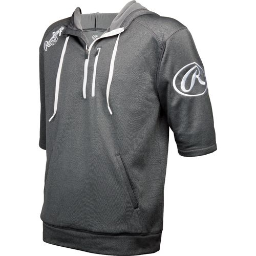Rawlings® Young Men's Short Sleeve Fleece Hoodie