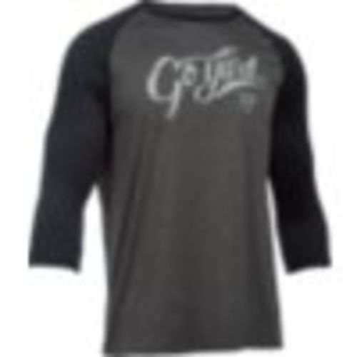 Under Armour™ Men's Baseball 3/4 Sleeve T-shirt