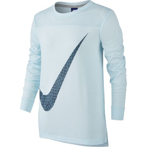 Nike™ Girls' Sportswear Long Sleeve T-shirt