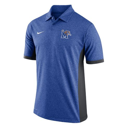 Nike™ Men's University of Memphis Victory Block Polo Shirt