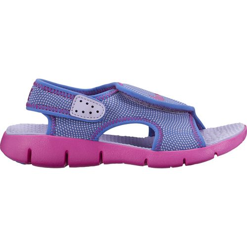 Display product reviews for Nike Girls' Sunray Adjustable 4 Sandals