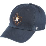 '47 Houston Astros Clean Up Cap