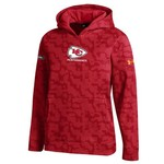 Under Armour™ NFL Combine Authentic Boys' Kansas City Chiefs Armour® Fleece Novelty Ho