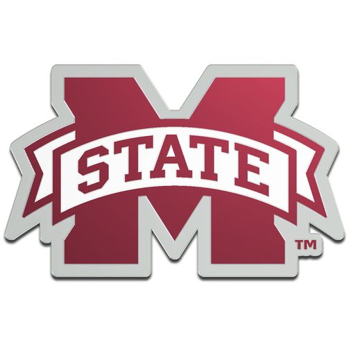 Stockdale Mississippi State University Laser-Cut Auto Emblem - view number 1