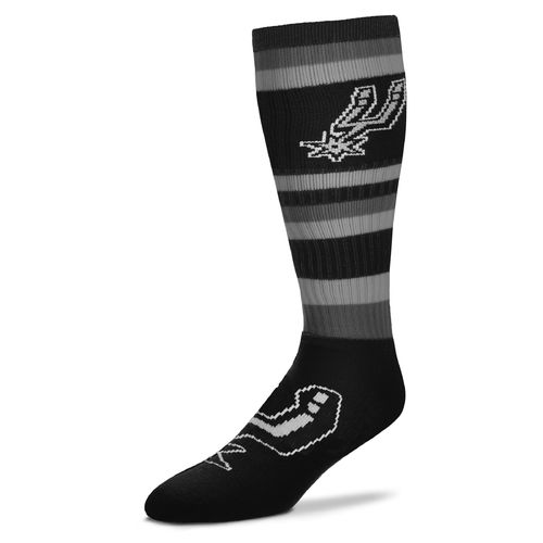 FBF Originals Adults' San Antonio Spurs Squad Stripe Tube Socks