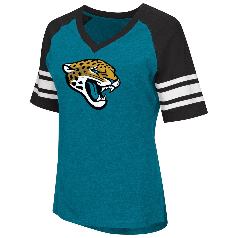 G-III for Her Women's Jacksonville Jaguars Carve Up T-shirt