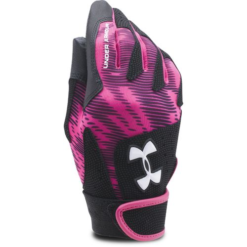 Under Armour Women's Radar III Fast-Pitch Batting Gloves