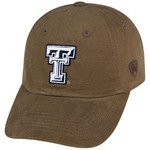 Top of the World Men's Texas Tech University Bark Cap