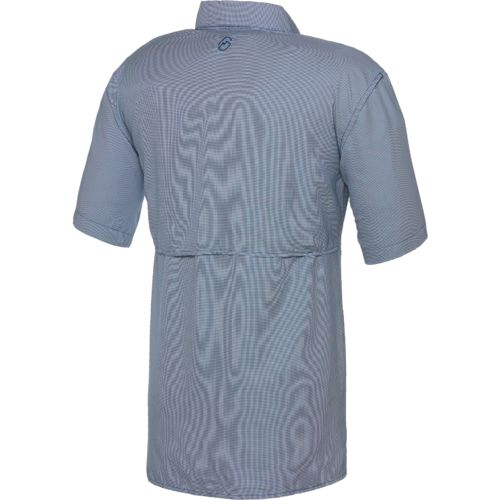 Magellan Outdoors Men's Aransas Pass Short Sleeve Fishing Shirt - view number 2