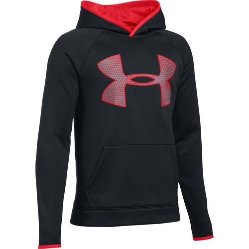 Under Armour™ Boys' Armour® Fleece Storm Highlight Hoodie