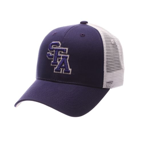 Zephyr Men's Stephen F. Austin State University Big Rig Meshback Cap