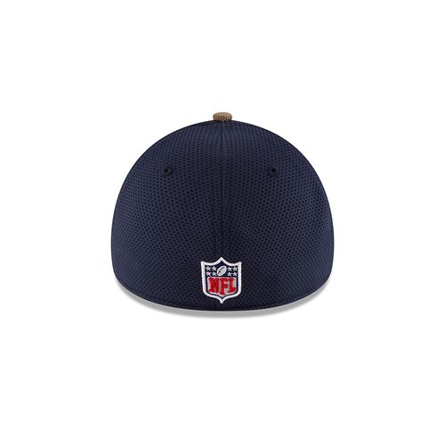 New Era Men's Los Angeles Rams NFL16 39THIRTY Cap - view number 2