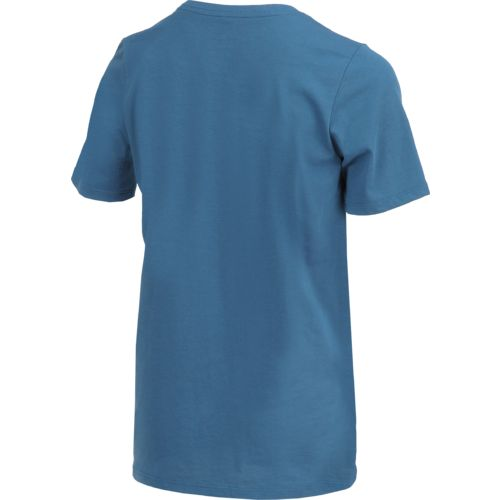 Nike Boys' Swoosh Athletic Heat T-shirt - view number 2
