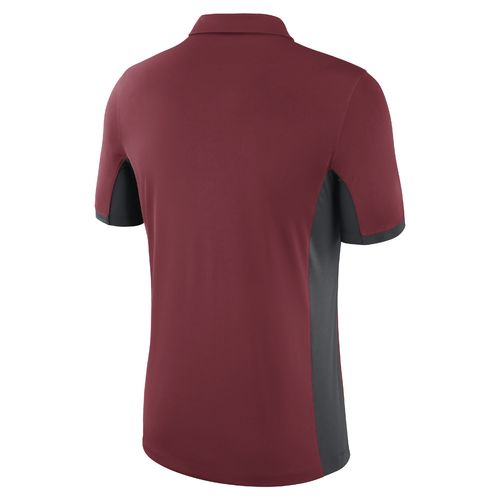 Nike Men's University of Oklahoma Dri-FIT Evergreen Polo Shirt - view number 2