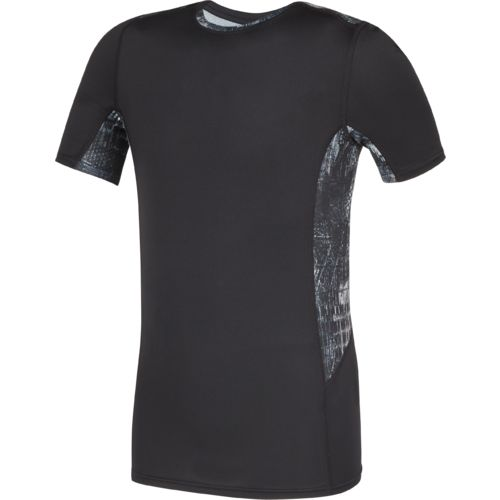 BCG Boys' Short Sleeve Compression Top