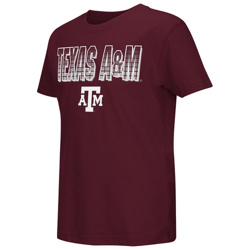 Colosseum Athletics™ Youth Texas A&M University Gack Short Sleeve T-shirt