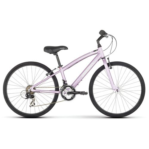 "Diamondback Girls' Clarity 24"" 14-Speed Hybrid Bicycle"