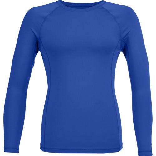 O'Rageous Men's Long Sleeve Raglan Rash Guard