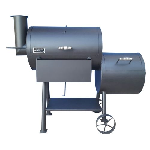 Display product reviews for Old Country BBQ Pits™ Wrangler II Charcoal Smoker
