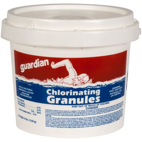 Guardian 24 lb. Chlorinating Granules