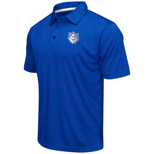 Colosseum Athletics™ Men's Saint Louis University Academy Axis Polo Shirt - view number 1