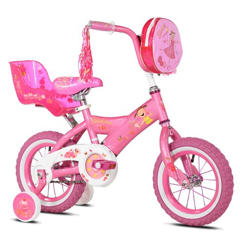 KENT Girls' Pinkalicious 12 in Bicycle