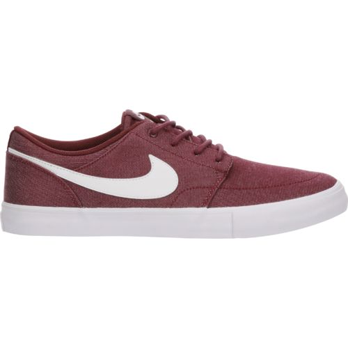 Nike Men's SB Solarsoft Portmore II Premium Skateboarding Shoes