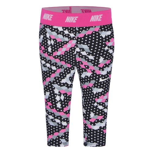 Nike Girls' Dri-FIT Sport Essentials AOP Capri Pant