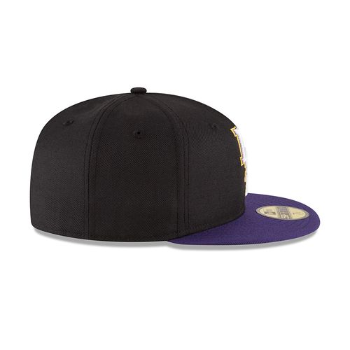 New Era Men's Louisiana State University 59FIFTY Cap - view number 5