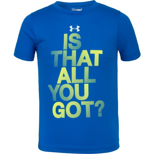 Under Armour Boys' Is That All You Got Short Sleeve T-shirt