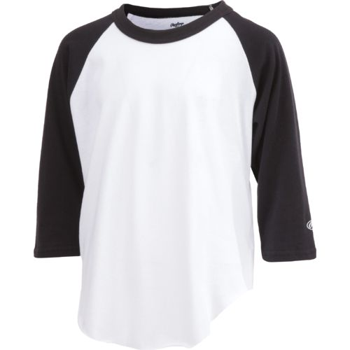 Rawlings Kids' 3/4 Length Sleeve T-shirt - view number 3