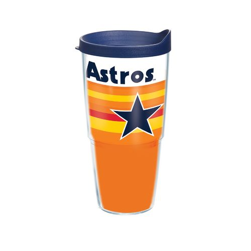 Tervis Houston Astros Retro 24 oz Tumbler with Lid
