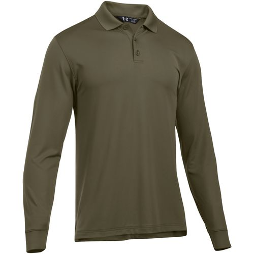 Display product reviews for Under Armour Men's Tactical Performance Long Sleeve Polo Shirt